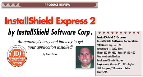 InstallShield Express 2